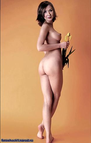 голая лилия гильдеева фото